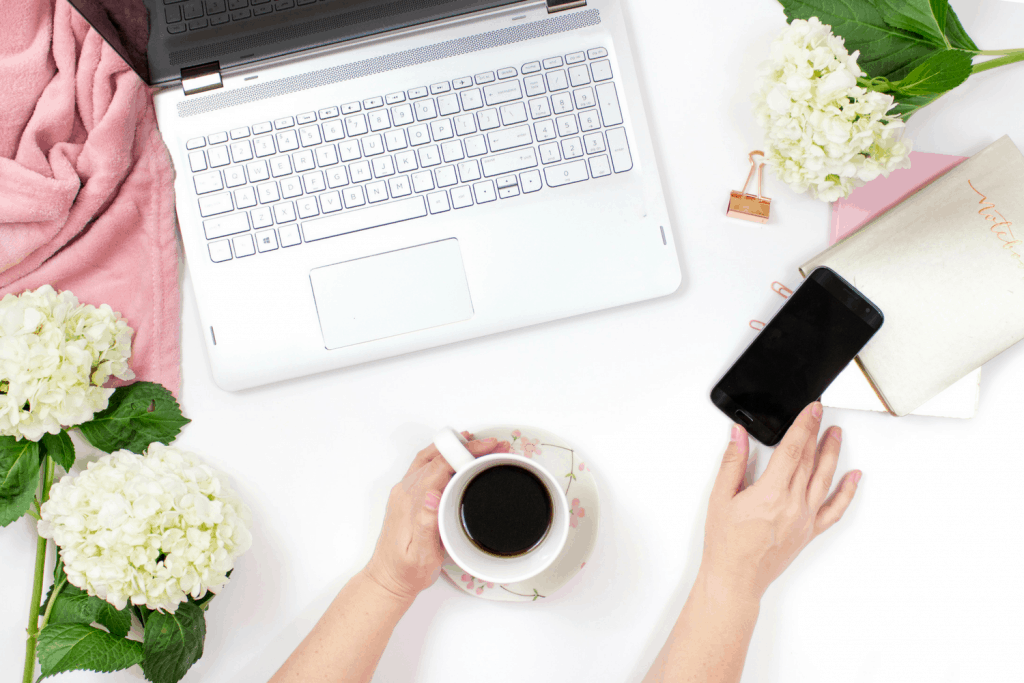 Organization Tips for Bloggers and Side-Hustlers