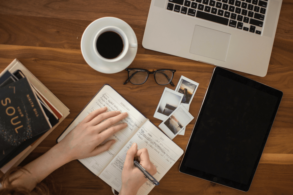 5 Benefits of Writing Down Your Goals